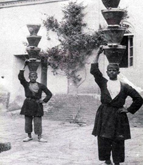 سرگرمی تهرانی ها در 100 سال پیش (عکس)