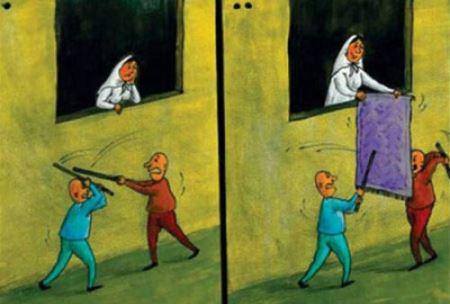 کاریکاتورهای خنده دار و مفهومی (1)