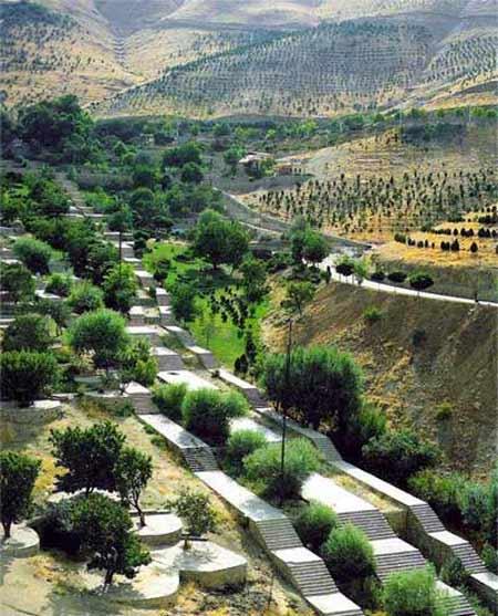 معرفی مکان های دیدنی استان کردستان (عکس)