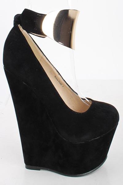 مدل شیک کفش پاشنه بلند زنانه