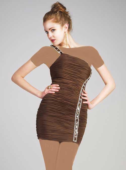 لباس زنانه کوتاه