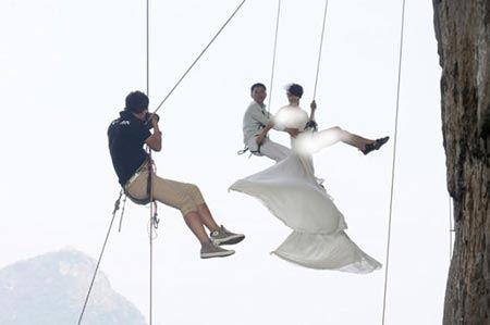 احمقانه ترین ازدواج های دنیا (عکس)