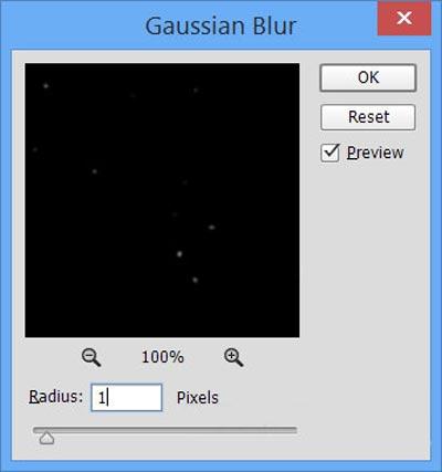 شیوه ساخت کهکشان در فتوشاپ