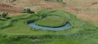 سفر به طبیعت دلنشین چملی گول در تکاب (عکس)