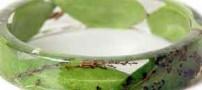 زیورآلات زیبای ساخته شده با رزین (تصاویر)