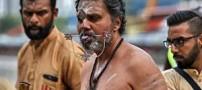 مراسم جشن مذهبی و وحشتناک هندوها (عکس)