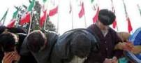 تصاویری از دستگیری 101 سارق خطرناک در تهران