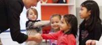 آداب معاشرت های مهم به کودکان