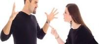 شیوه های صحیح دعوا با همسرتان را بیاموزید
