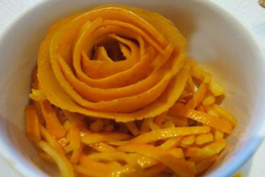 روش از بین بردن تلخی پوست پرتقال برای مربا