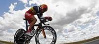 این مرد منفورترین دوچرخه سوار دنیاست (عکس)