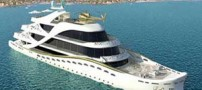 پر زرق و برق ترین کشتی تفریحی ویژه زنان (عکس)