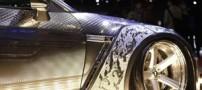 طراحی خاص خودروی جی تی آر (عکس)