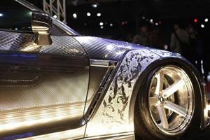 طراحی ویژه ودیدنی اتومبیل جی تی آرGTR