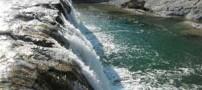 سفر به آبشار دیدنی کیوان لیشتر (عکس)