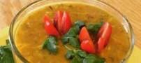 سوپ سبزیجات مناسب برای سرماخوردگی