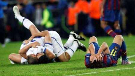 عکس های خنده دار و جالب از حوادث ورزشی