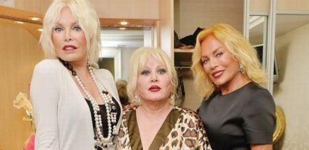 افشای راز زیبایی خواننده زن 70 ساله ترکیه ای (عکس)