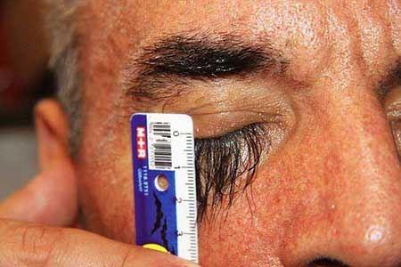 ثبت رکورد جالب در گینس توسط این مرد (عکس)