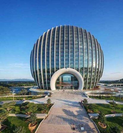 هتل زیبا و منحصر به فرد پکن (عکس)