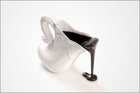 مدل کفش های فانتزی و شیک پاشنه بلند زنانه