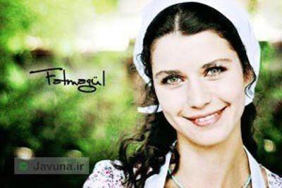 فاطما گل و تبلیغ شامپوی ایرانی (عکس)