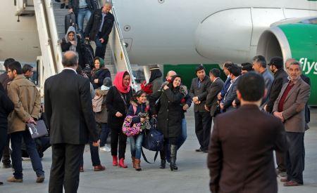 زایمان بدون درد در بیمارستان هاشمی نژاد مشهد بی حجابی مهماندارهای پرواز هامبورگ -مشهد (عکس)