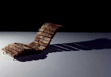 مبلمان های جالب چوب پنبه ای (تصاویر)