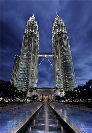 عکس هایی از بلندترین آسمانخراش های جهان