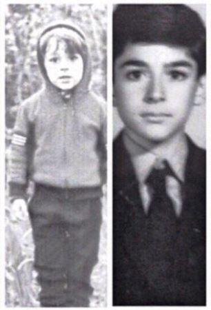 عکس های دیدنی چهره محمدرضا گلزار از کودکی تا 37سالگی