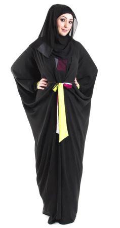 جدیدترین مدل مانتوهای با حجاب عربی