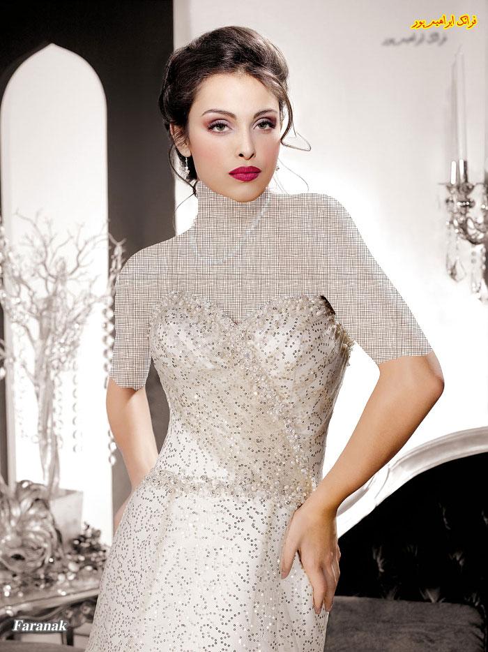 جدیدترین مدل های لباس عروس قسمت بیست و سوم