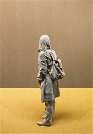 زنان و مردان چوبی (عکس)
