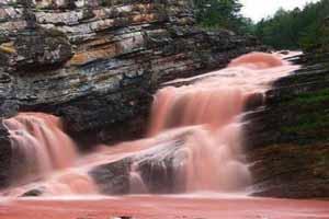 آشنایی با آبشاری رویایی ومتحیر کننده+عکس
