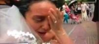 دامادی که بخاطر چهره زشت عروس خودکشی کرد (عکس)