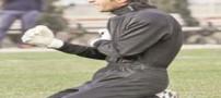 جنجال آمپول زنی دختری خردسال به بازیکن استقلال (عکس)