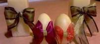 تزئین تخم مرغ هفت سین برای نوروز 94