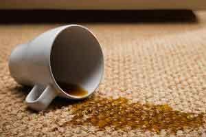 راه های پاک کردن لکه های مختلف فرش
