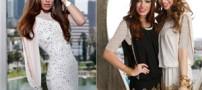 جدیدترین مدل های لباس عصر زنانه قسمت ششم
