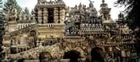 کاخ بی نظیری که توسط این پستچی عجیب ساخته شده (عکس)