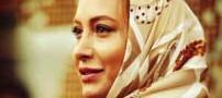 جدیدترین عکس های این خانم بازیگر در شمال ایران