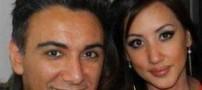 جدیدترین عکس شادمهر عقیلی با همسر و دخترش