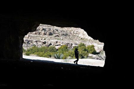 عکس هایی از زیباترین غار مصنوعی ایران