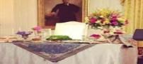 چیدن سفره هفت سین در کاخ سفید !!! عکس