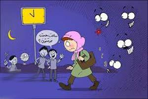 عاقبت دیدنی مزاحمت برای این خانم تهرانی (عکس)