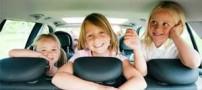 نکات لازم برای سفر با کودکان10- ردیف مناسب