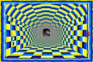 خطاهای دید بسیار جالب و دیدنی (1)