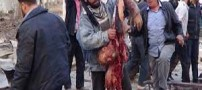 شکنجه با وسیله هولناک زنان بدحجاب توسط داعش (عکس)