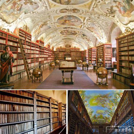 بهترین مقاصد گردشگری برای کتابخوانی (عکس)