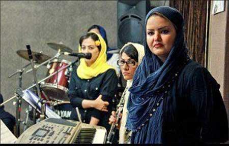 گروه پاپ  زنان !! (عکس)